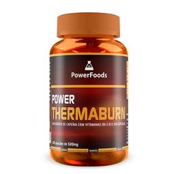 Power Foods Power Thermaburn 120 Cápsulas
