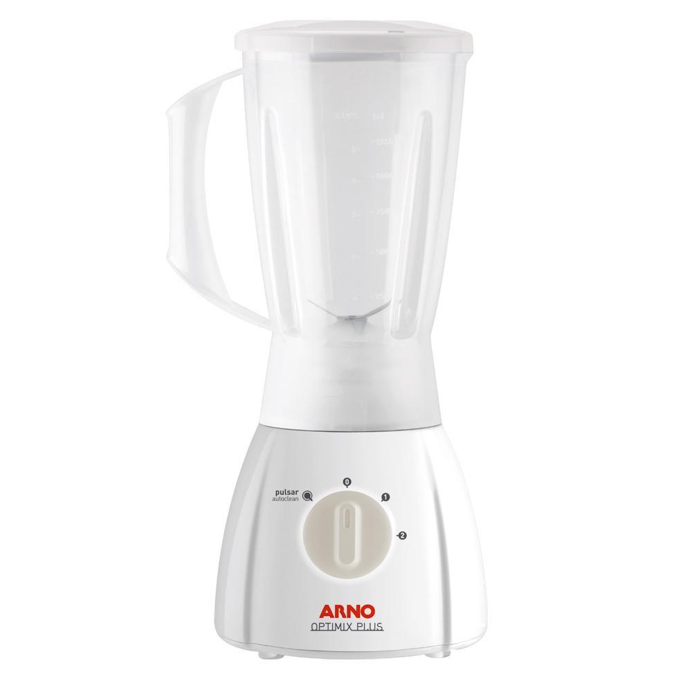 Liquidificador Arno Optimix Plus 2l 550w Sem Filtro Ln27 - 220v