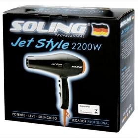 Secador de Cabelo Soling Jet Style 110v