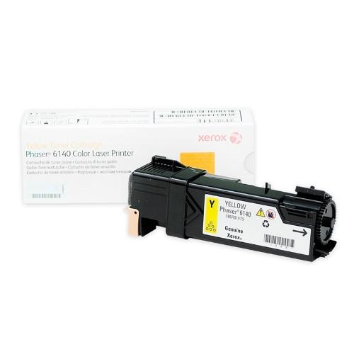 Toner Xerox Phaser Amarelo 6140