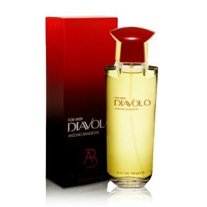 Perfume Diavolo Antonio Banderas Eau de Toilette Masculino 50 Ml