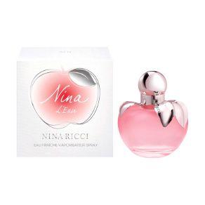 Perfume Nina L'eau Nina Ricci Eau de Toilette Feminino 50 Ml