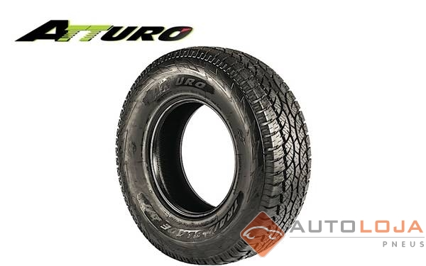 Pneu Atturo Trail Blade At 265/70 R17 121s