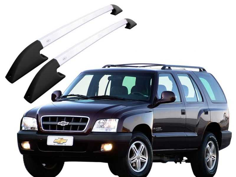 Longarina para Sport Utility Blazer (todos) - Prata Projecar C-310