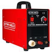 Máquina de Solda Inversora Cut50 220v Star Weld