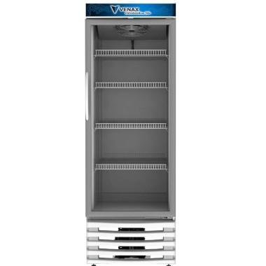 Geladeira/refrigerador 550 Litros 1 Portas Adesivado - Venax - 110v - Vv550l