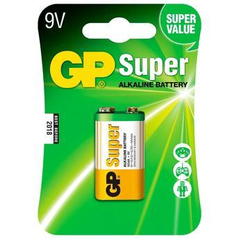 Bateria Super Alcalina 9v Gp9vsa Gp