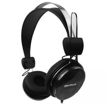 Fone de Ouvido Headphone Urban Sound Preto Mymax