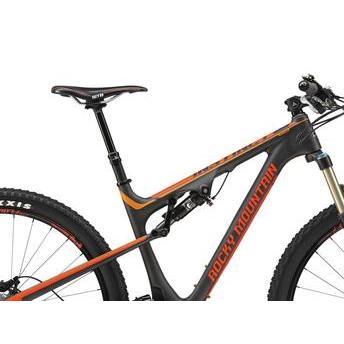 Bicicleta Rocky Mountain Instinct 970 Aro 29 Susp. Dianteira 20 Marchas - Preto