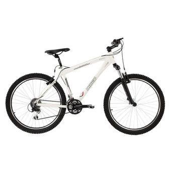 Bicicleta Track&bikes Tk700 Aro 26 Susp. Dianteira 27 Marchas - Branco