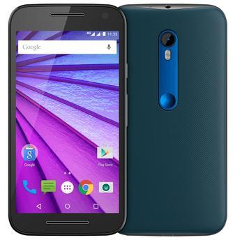 Celular Smartphone Motorola Moto G 3ª Geração Xt1550 16gb Preto - Dual Chip