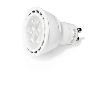 Lâmpada Verbatim Led Gu10 4w 2400k 240v - 52607