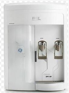 Purificador de Água Ibbl Speciale Mesa Branco 2 Torneiras 220v - Fr600
