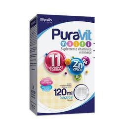 Myralis Pharma Pura Vit Multi 120ml