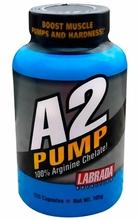 A2 Pump - 120 Cápsulas Labrada Nutrition
