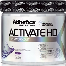 Activate Hd 240g Atlhetica Nutrition