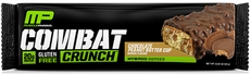 Combat Crunch Bar Chocolate Chip Cookie Dough Muscle Pharm