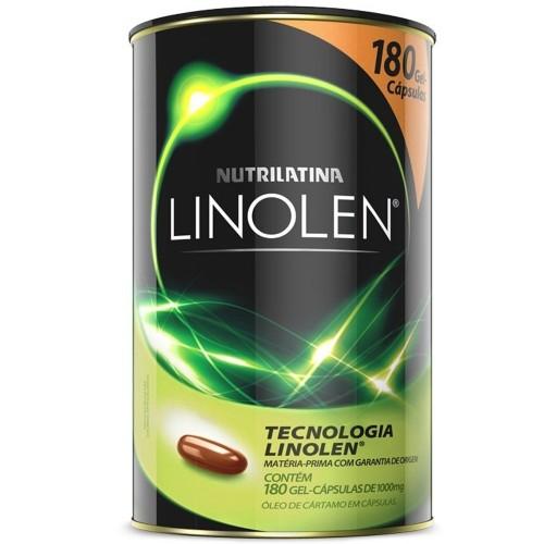Nutrilatina Linolen 180 Cápsulas
