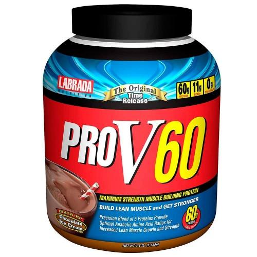 Pro V60 1,58kg Morango Labrada Nutrition