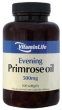 Vitaminlife Evening Primrose Oil 100 Cápsulas