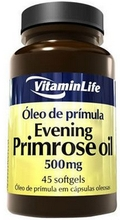 Vitaminlife Evening Primrose Oil 45 Cápsulas