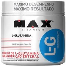 Glutamina Lg 300g Max Titanium