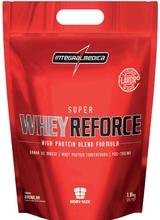 Super Whey Reforce 1,8kg Baunilha Integralmedica