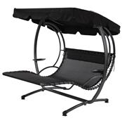 Cadeira Saint Martin Aço e Textilene Treviso Lounge Mor
