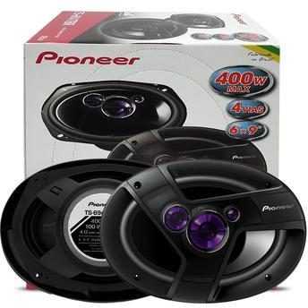 Alto-falante Pioneer 400 W Rms Ts6941tbr