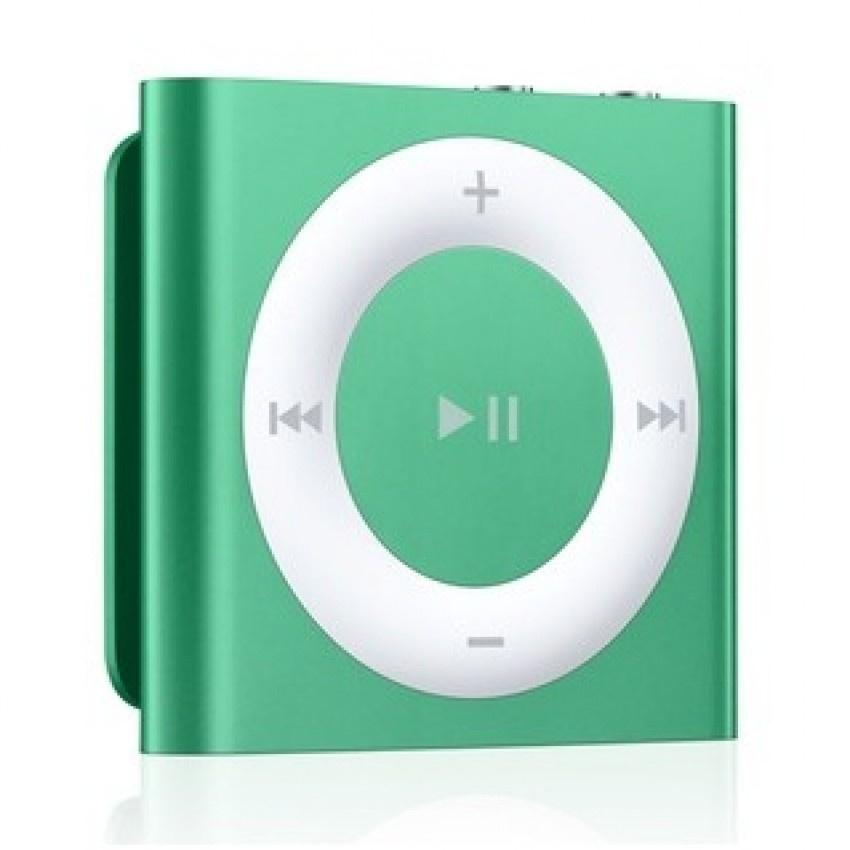 Ipod Apple Shuffle Verde 2gb - Mc776