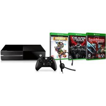 Console Xbox One 500gb + 3 Jogos