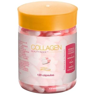 Probiotica Collagen Beauty Inside 120 Cápsulas