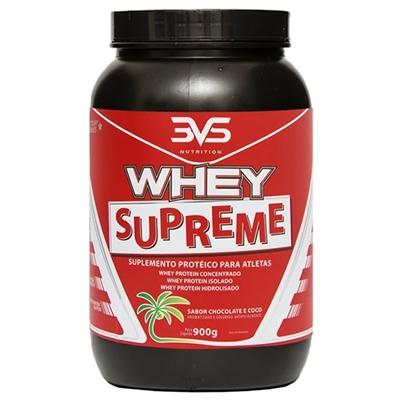 Whey Supreme 900g Baunilha 3vs Nutrition