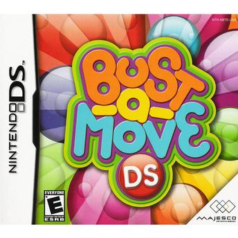 Jogo Bust a Move - Nds - Majesco Games