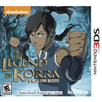 Jogo The Legend Of Korra: a New Era Begins - 3ds - Activision