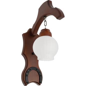 Arandela Luminárias Müller Sela de Cavalo 1l Envelhecida - 930e