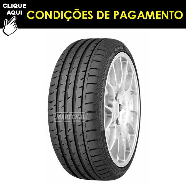 Pneu Continental Sportcontact 3 205/50 R17 89v
