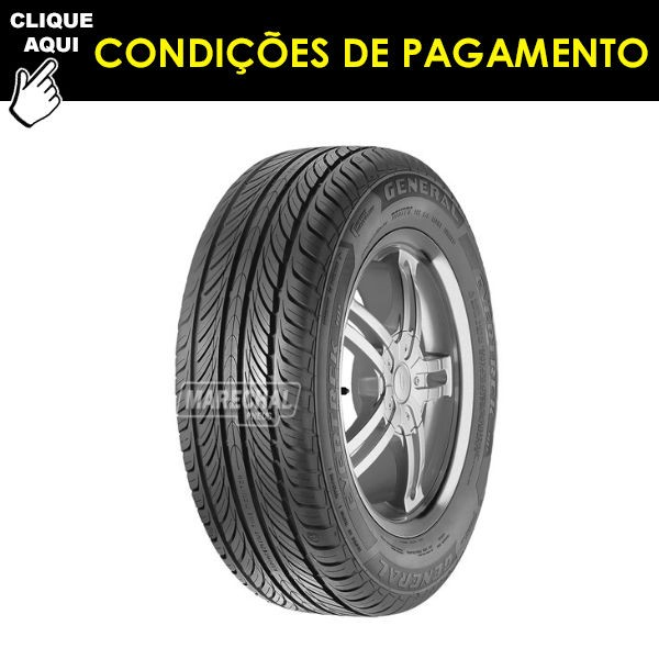 Pneu General Tire Evertrek Hp 195/55 R15 85h