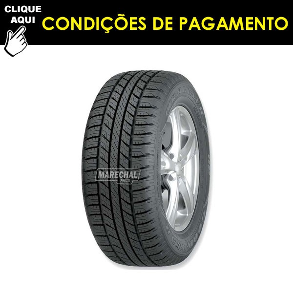 Pneu Goodyear Wrangler Hp All Weather 245/65 R17 107h