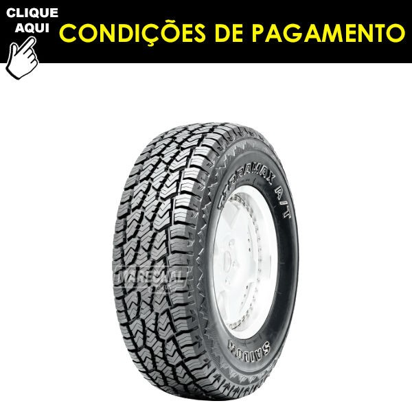 Pneu Sailun Terramax At 235/75 R15 109s