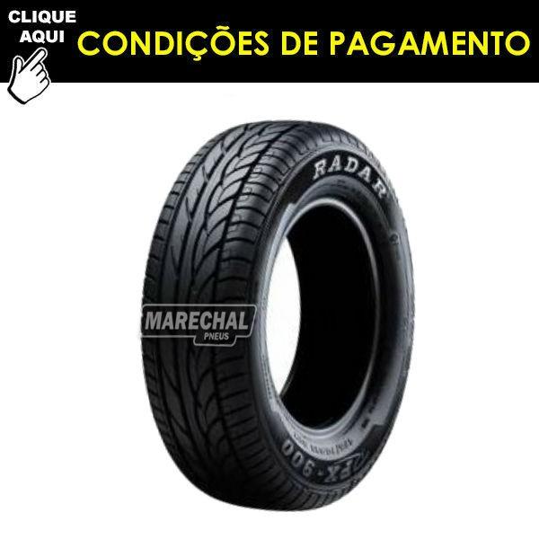 Pneu Radar Tires Rpx900 185/70 R14 88t