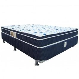 Cama Box Ortobom Ventura 138x188x52cm
