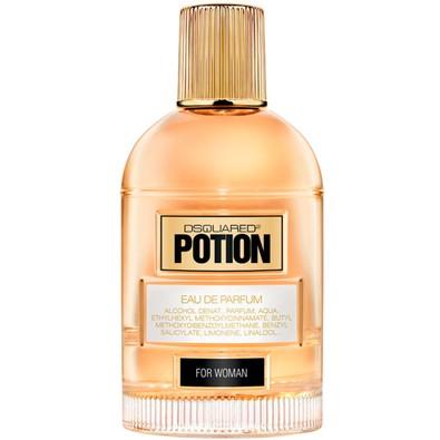 Perfume Potion Dsquared Eau de Parfum Feminino 100 Ml