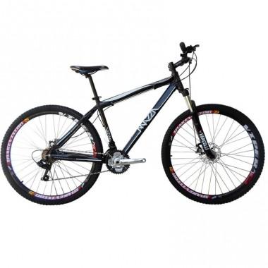 Bicicleta Mazza Fire 29 Disc H T17 Aro 29 Susp. Dianteira 24 Marchas - Amarelo