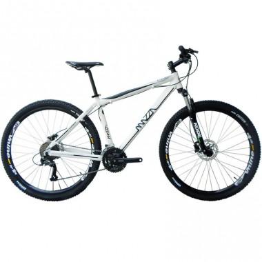 Bicicleta Mazza Fire 29 Disc M T19 Aro 29 Susp. Dianteira 21 Marchas - Branco