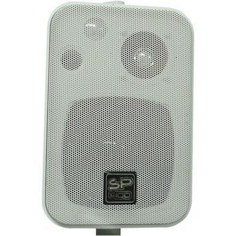Caixa Acústica Donner Passiva Branca 60 W Rms Sp400