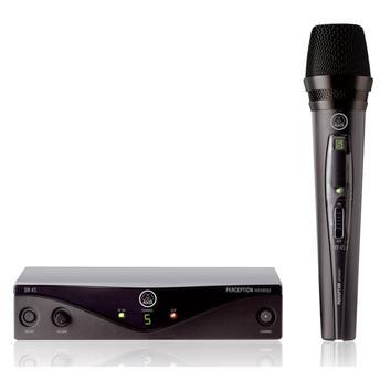 Microfone Sem Fio Wms45pw Akg