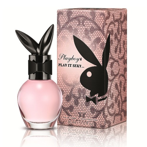 Perfume Play It Sexy Playboy Eau de Toilette Feminino 30 Ml