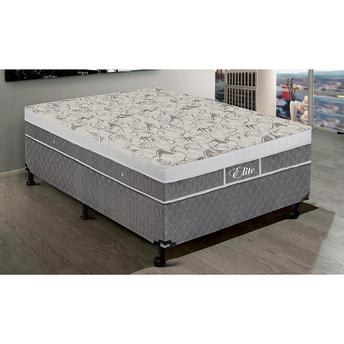 Cama Box Hellen Elite Plus 138x188x23cm