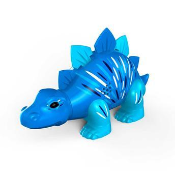 Boneco Digidinos - Simon Stegosaurus - Azul Dtc